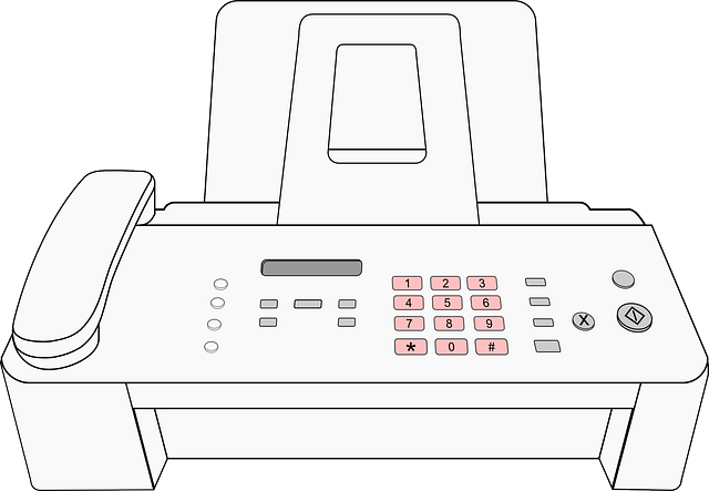Fax Phone Telephony Office