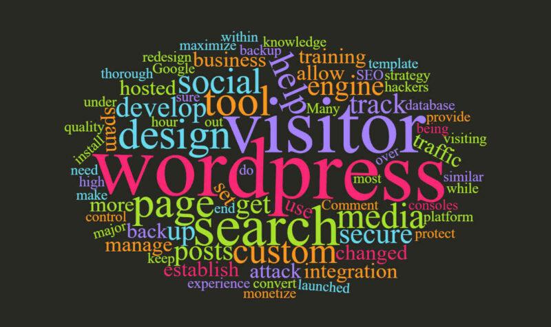 Wordpress site design by Chris Mendla Tech