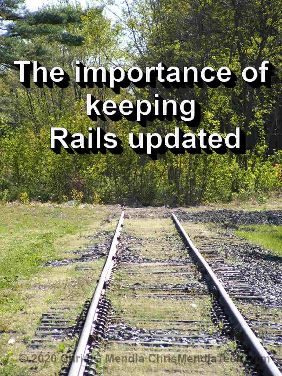 The importance of keeping Ruby on Rails updated